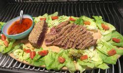 Steaks, Grill und viel Fleisch